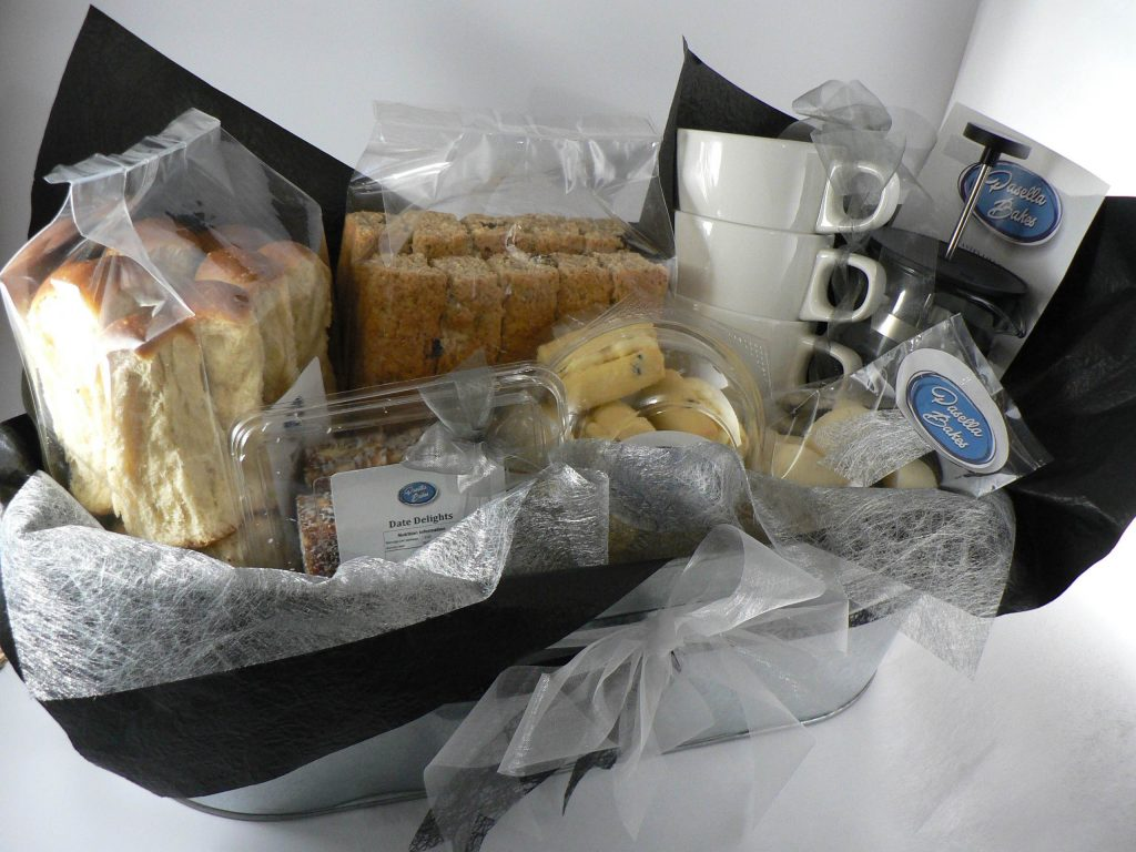 Gift Basket, Coffee Lover