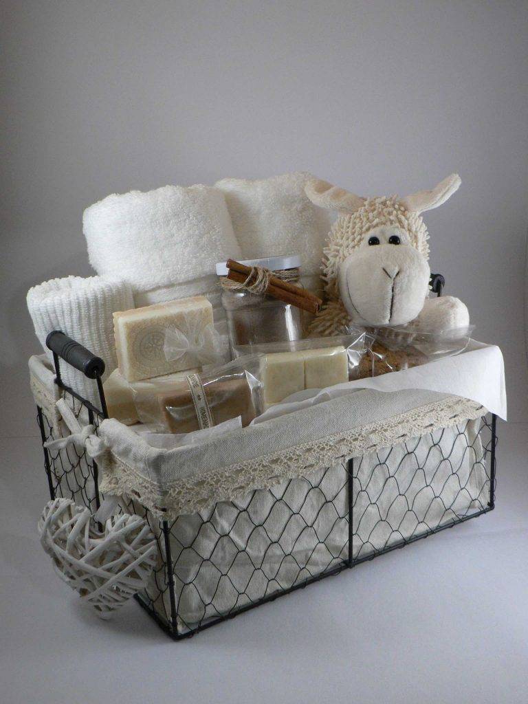 Hamper for a new Mom