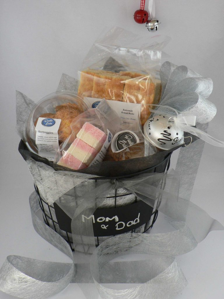 Gift Hamper for mom and dad